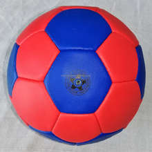 Factory direct sale size 5 soccer ball customize hand sewing training hand ball