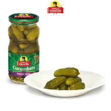 French Style Pickled Least Price Canned Food Baby Pickled Cucumber