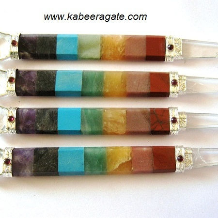 New Chakra Bonded Healing Wands Metaphysical Online Store