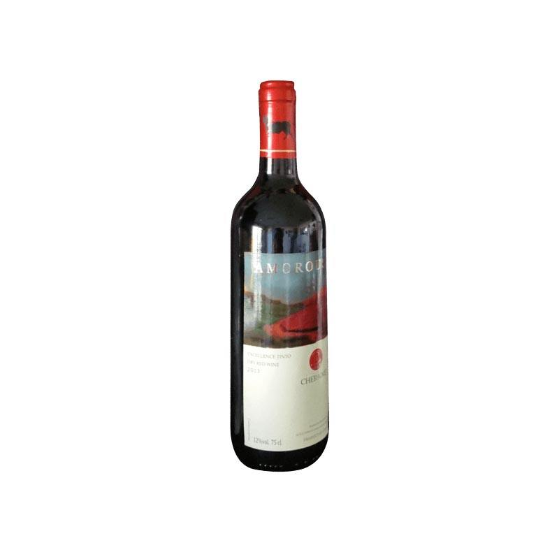 Spain 0% Alcohol Free, Amorous Non Alcoholic Red Wine 0% (from 1,62 eur/bottle)OEM FREE