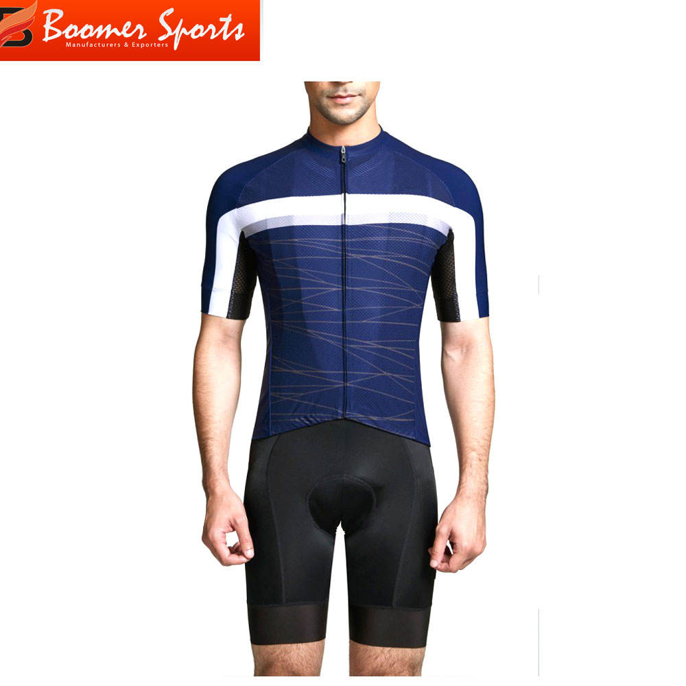 Customized Cycling Wear Blank Cycling Jerseys made in Pakistan