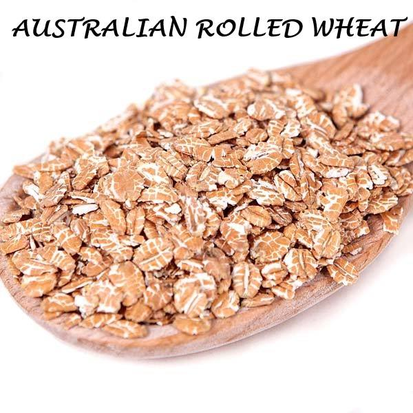 Rolled wheat - Australia