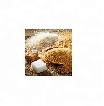 SGS Certified Raw Brown Sugar Icumsa 600-1200