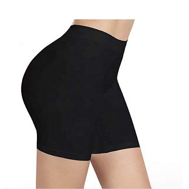 New Out Class Unique Whole-Sale Women's Comfortably Seamless Smooth Sharpe Slip Short Pant for Under Dresses Short Bulk Order