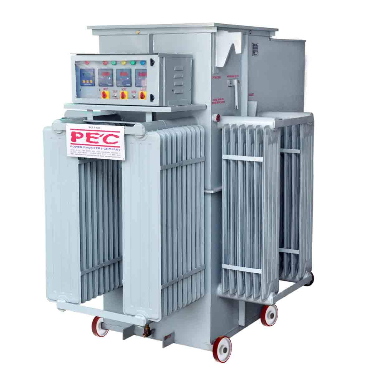 AUTOMATIC VOLTAGE REGULATOR 1500 KVA