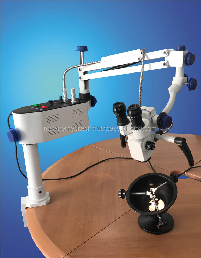 Portable ENT Surgical Microscope - ENT Equipments
