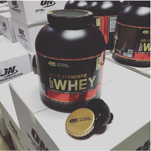 Gold standard 100% whey protein isolate