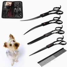pet grooming scissor kit