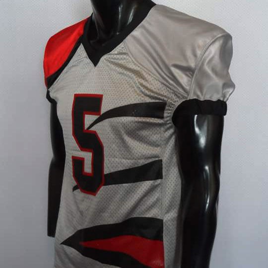 Winston industry 2019 Latest Sublimated American Football Uniforms