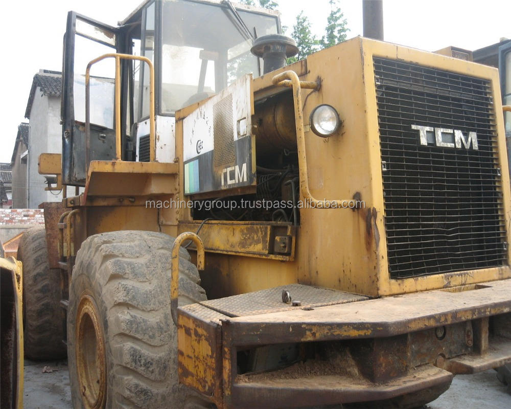 used TCM 870 Wheel loader for sale factory price