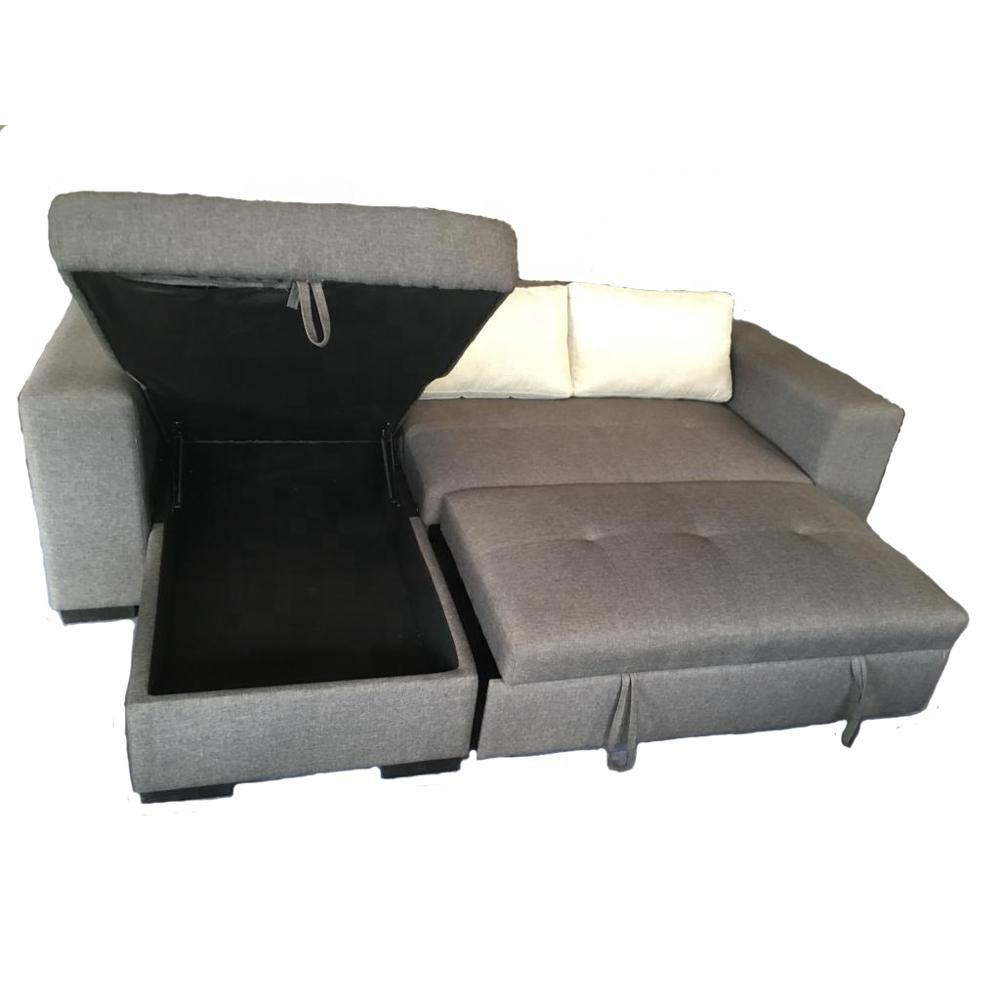 Living room sofa, Sofa bed with storage, Multil function sofa