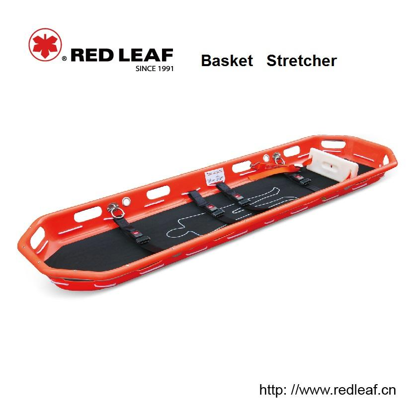 Redleaf helicopter rescue basket stretcher dimensions