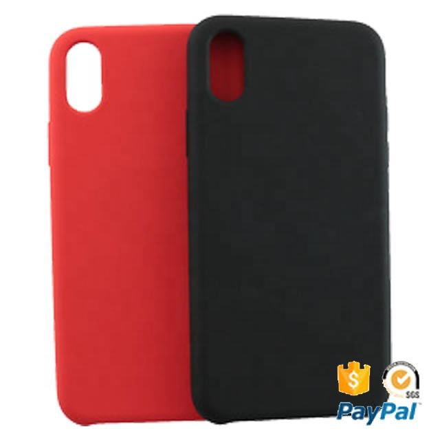 Silicone mobile phone protection cover