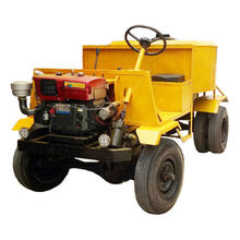 New product 2020 Concrete mixer moving by axles origin Vietnam