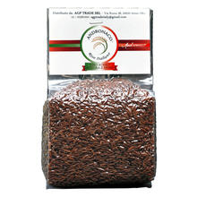 Best seller typical italian brown rice ermes made in italy risotto 500 g