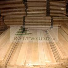 Oak timber wood from Latvia