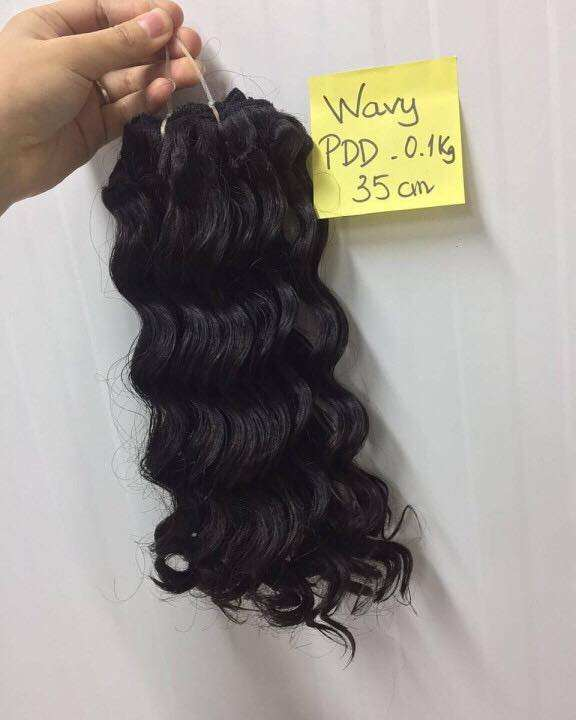 Unihairvn Factory Bac Ninh Super Double Drawn Vietnamese Hair