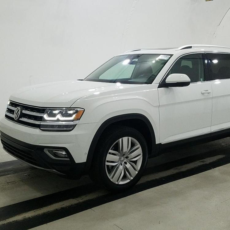 CHEAP AND FAIRLY USED CARS/2018 VOLKSWAGEN ATLAS AWD V6