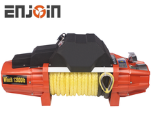 ENJOIN China supplier 12000lb electric winch waterproof electric winch