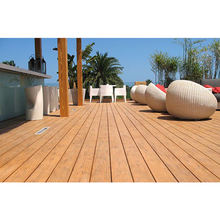 High Quality Decking Outdoor Wood Flooring Made In Italy