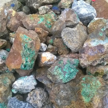 Cheap Copper Ore