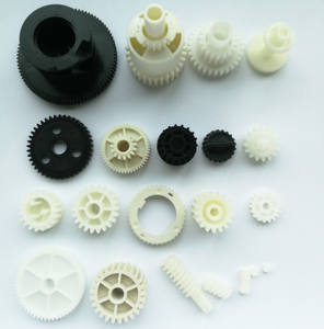 Wholesaler precision high quality factory price plastic molding worm gears spur gears