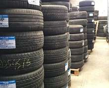 FIRST CHOICE Europe Whole Sale Continental, Yokohama, Winter and summer tyres 5.5mm