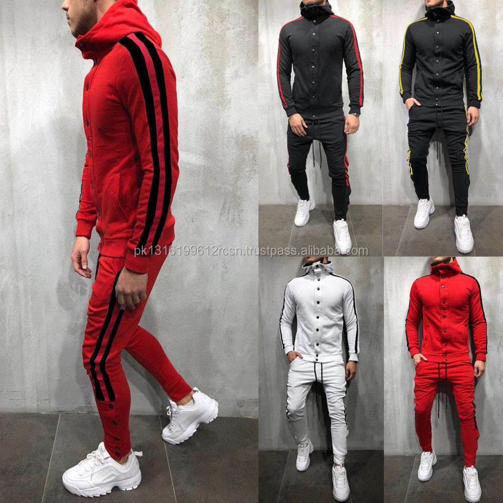 Red Track Suit / Fine Quality Tracksuit / Branded Track Suit