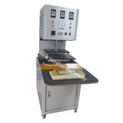 PVC PET PP PS Blister and Clamshell Heat Sealing Packaging Machine