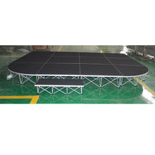 Top Future Light Weight Smart Stage for Outdoor Events