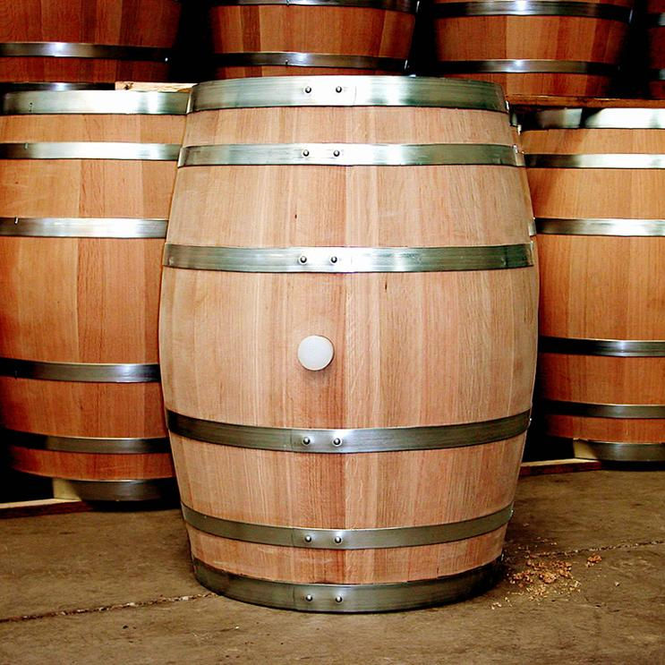 Best quality Used Clean and New 300 L oak wine barrels