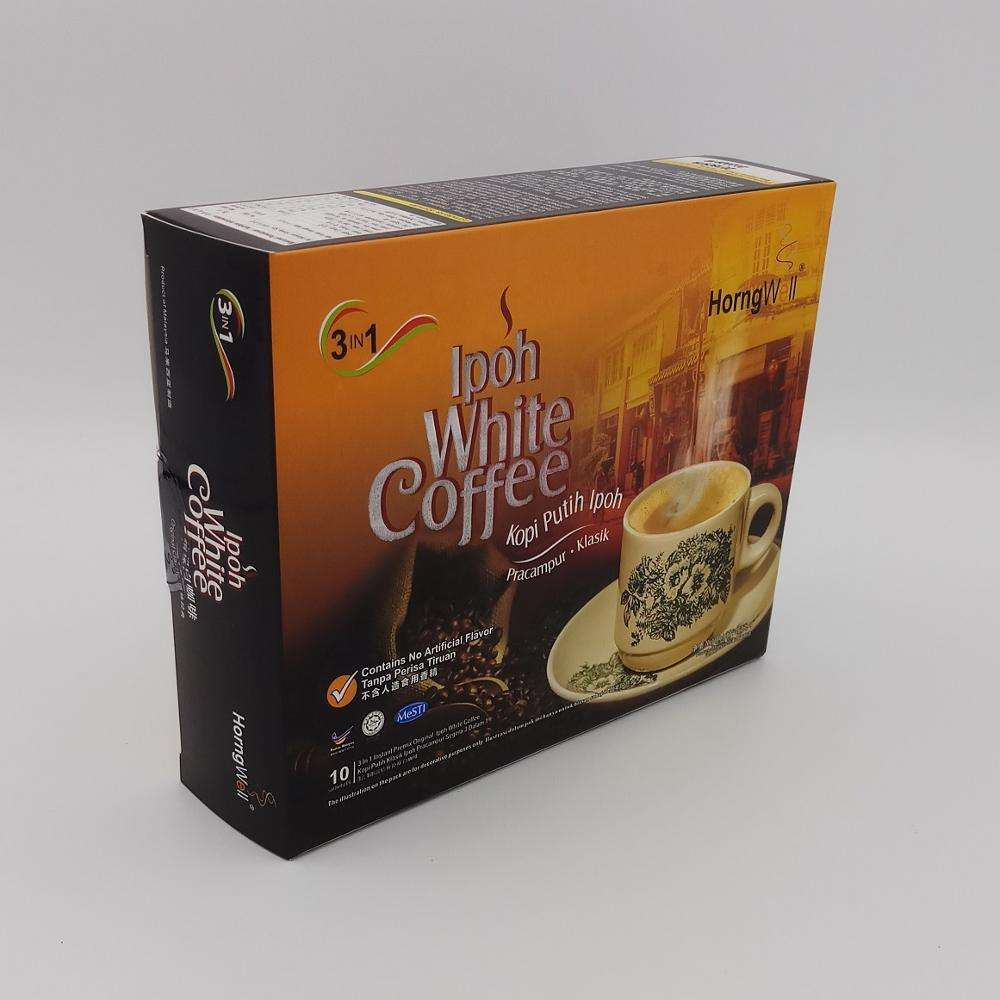 3 In 1 Instant Original White Coffee Mix