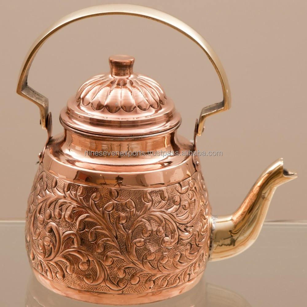 Đồng tea kettle