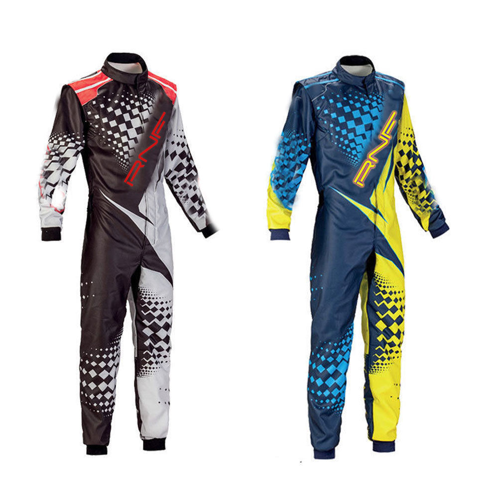 Karting Suit Level 1 & Level 2 Cordura karting race suit Sublimated OEM karts racing suits
