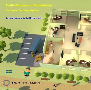 Profit Games and Simulations - Business Finance Online Learning Courses and Tools - Thirty years of experience