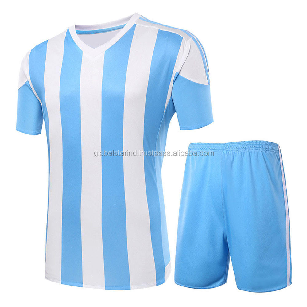 Soccer Jersey and Shorts/Soccer Uniforms Sets/Custom Soccer Apparels