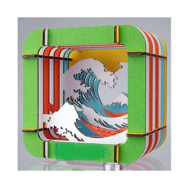 Japan Carton Craft of Ukiyo-e by Hokusai Hot Selling Product