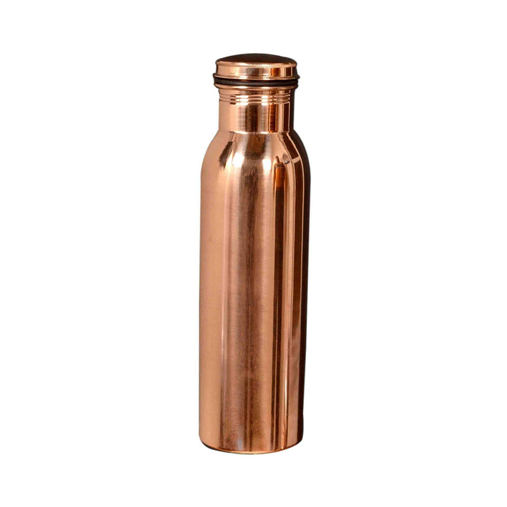 100% Pure Copper Water Bottle in India