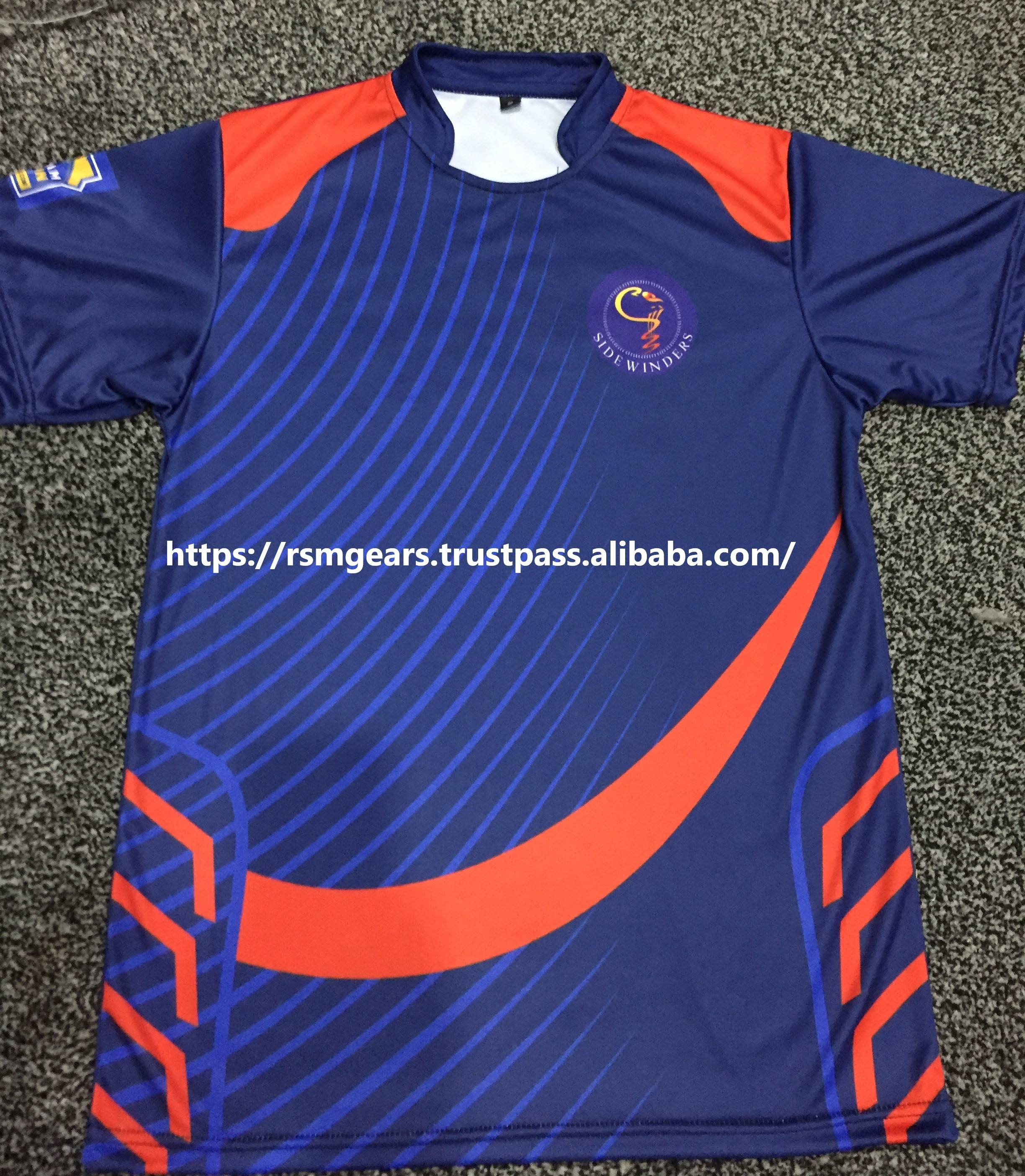 Custom made sublimação impresso <span class=keywords><strong>uniforme</strong></span> cricket