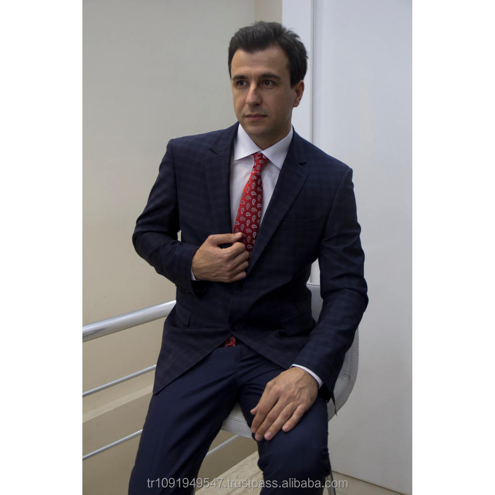 Men Office Suit Istanbul Newest Design Fabric Model 2018 Men Suit Turkey Newest Fashion