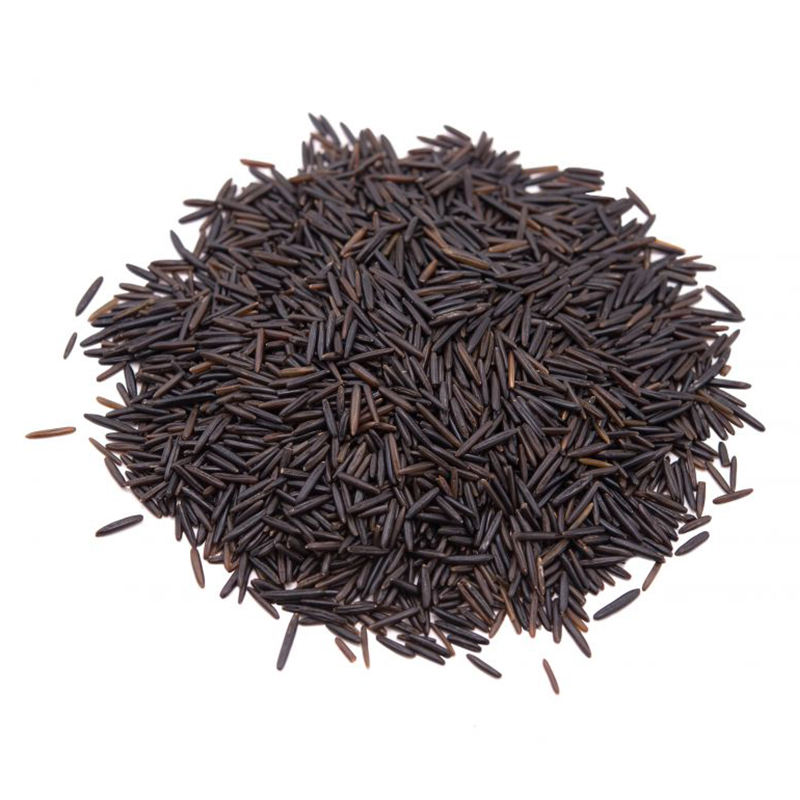 High Quality Natural Canadian Organic Wild Black Rice