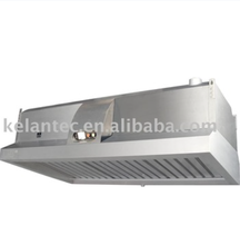 Range Hood Fume Extractor for Commercial Kitchen