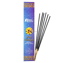 Indian Handmade Yoga Meditation Aromatic Nag Champa Incense Stick And Holder