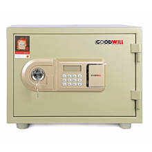 New product 2019 Goodwill GW-37E4 electronic safe, mini safe for fireproof home safe