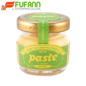Taiwan Factory Coconut Milk Cream  Paste  Butter  for Cooking 28G