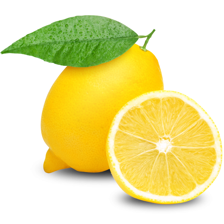 Fresh Lemon Fragrance Skin Whitening Essential Oil
