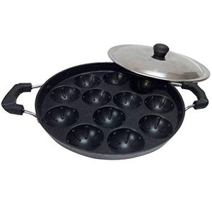 Chinese Styl Large Wok Cooking Pan Deep Fry Pan Paella Pan