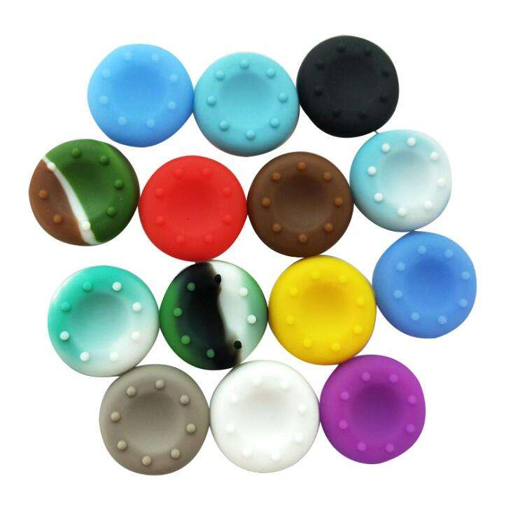 For Xbox/PS4 Controller Grips Joystick Thumbstick Cover Cap Thumb Grips for PS4/Xbox 360/Xbox one