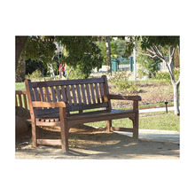 OUTDOOR WOODEN FURNITURE GARDEN BENCH