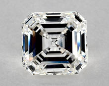 4.13 Ct. Asscher Shape Loose Diamonds Natural Diamond G VVS2 GIA